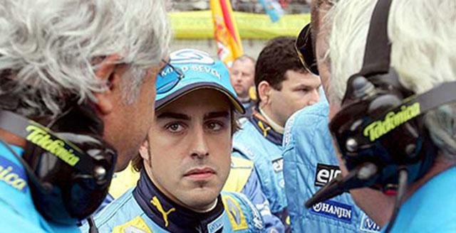"""Alonso: """"Da rabia saber que el objetivo es sumar puntos"""""""