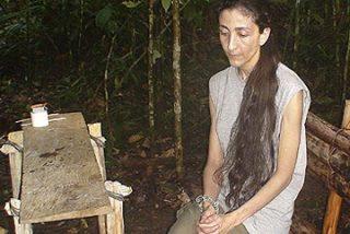 Betancourt sufre de leishmaniasis, malaria, hepatitis B y desnutrición