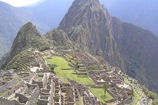 Perú acusa a la Universidad de Yale de saquear Machu Picchu