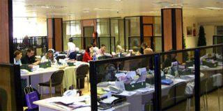 El alquiler de oficinas en Madrid desciende a niveles de 2002 por la crisis