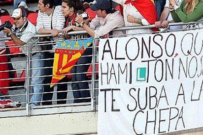 """Alonso: """"Ya no necesito de la suerte para acabar en el podio"""""""