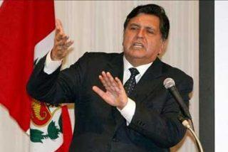 El 70 por ciento de los peruanos desaprueba la gestión del presidente García