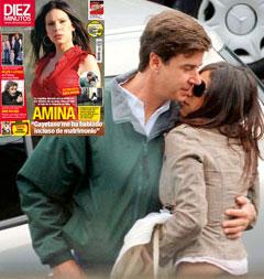 "Amina: ""La Duquesa llora por mí"""