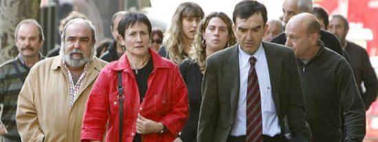 La Fiscalía toleró que en Mondragón se presentasen siete etarras como candidatos de ANV