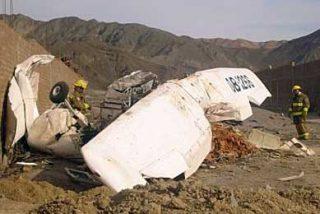 Cinco turistas franceses mueren en un accidente de avioneta en Perú
