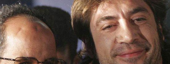 Javier Bardem, con el Polisario