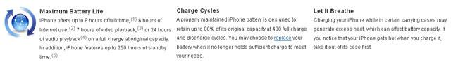 Verdades y mentiras sobre la batería del iPhone