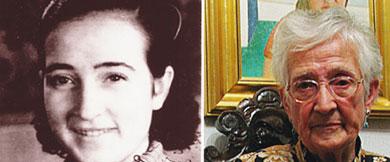 Muere la miliciana comunista que inspiró a Miguel Hernández