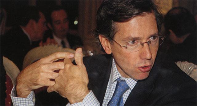 Bernardino León será secretario general de Presidencia del Gobierno