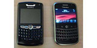 Top 10 anti-iPhones (10): BlackBerry 9000