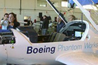 Boeing presenta el primer avión que vuela con pila de hidrógeno