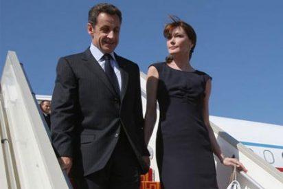 Bruni vuelve a eclipsar a Sarkozy