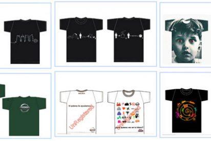 """Las camisetas más """"urbanitas"""""""
