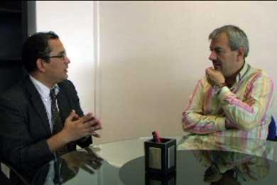 """Carlos Sobera: """"Echar una mano me parece fundamental"""""""
