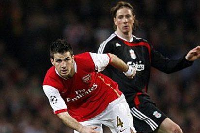 El Arsenal perdona y Anfield dictará sentencia