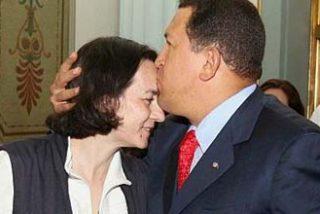 Chávez se ofreció para ir con Sarkozy a buscar a Ingrid Betancourt