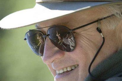 ¿Por qué las tv de medio mundo llevan días preguntándose por el reflejo en estas gafas?