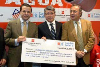 Fernández-Lasquetty entregó 18.000 euros a centro de infancia en Argentina