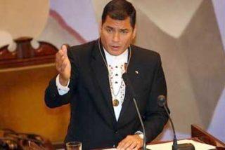 El presidente de Ecuador cambia al ministro de Defensa en medio de la crisis con Colombia