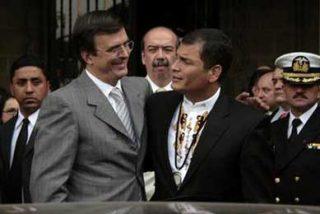 Correa apela a la integración regional en México entre dudas sobre la OEA