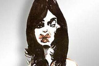 Cristina Kirchner pierde los nervios ante una caricatura suya de Sábat