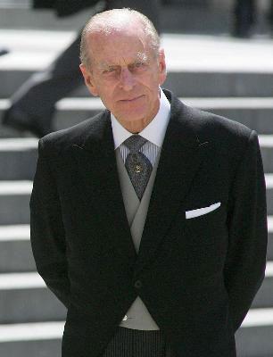 El marido de Isabel II, recuperado