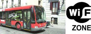 Los autobúses de Madrid, primeros del mundo en dar wi-fi gratuita al iPhone y móviles 3G