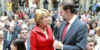 """Los barones reiteran su apoyo a Rajoy tras el """"aviso"""" de Aguirre"""