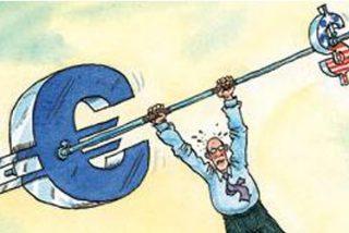 El euro bate su récord al cotizarse a 1,5912 dólares