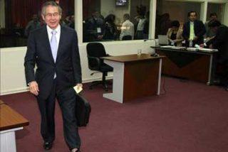 Ratifican seis años de prisión para Fujimori por un allanamiento ilegal