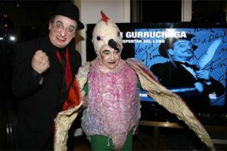 Gurruchaga despierta a su lobo en México
