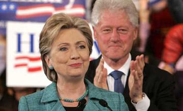 Hillary Clinton sobrevive en la campaña tras su victoria en Pensilvania
