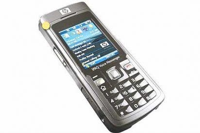 Top 10 anti-iPhones (8): iPAQ 510 Messenger