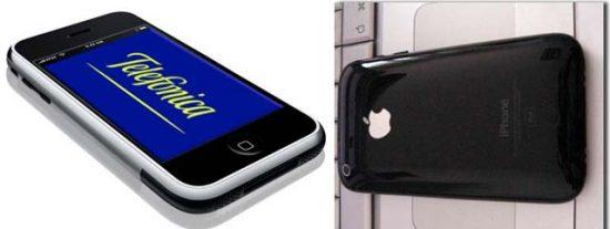 ¿Foto espía del iPhone 3G que Telefónica venderá en junio en España?
