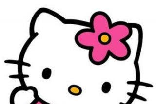 Hello Kitty, modelo de Dior