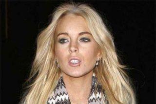 Lindsay Lohan vuelve a beber