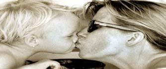 "Los ""piquitos"" entre madre e hijo pueden ocasionar futuros traumas"
