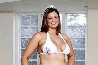 Una Miss sin 90-60-90