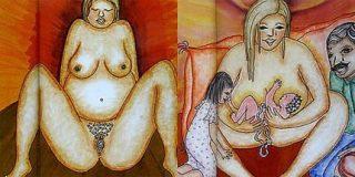 Las madres que dan a luz de forma natural son más receptivas al llanto de sus bebés