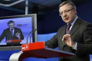 El PSOE cede a PNV y CiU dos puestos en la Mesa del Congreso para favorecer la elección de Bono