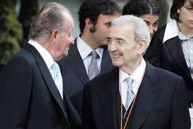 Poeta argentino Juan Gelman recibe el Premio Cervantes