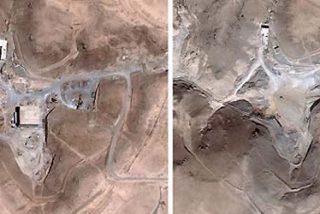 Corea del Norte ayudó a Siria a levantar una central nuclear para fabricar bombas