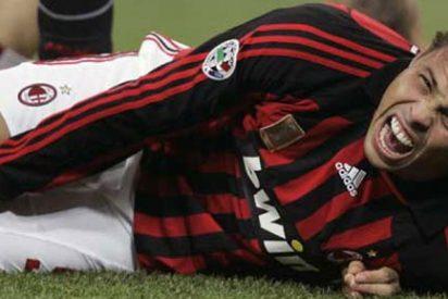 Ronaldo: «No me rindo, trabajo para volver a jugar»