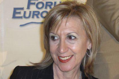 """Rosa Díez: """"Pobres de nosotros si ETA le vuelve a escribir una carta a ZP"""""""