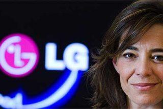 LG Electronics España nombra a Rosa González nueva Directora de Comunicación