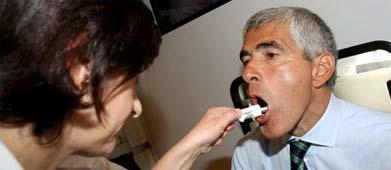 Un test de saliva permite diagnosticar un infarto