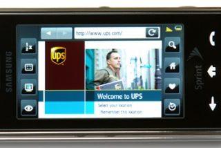 El Instinct SPM-M800, la respuesta de Samsung al iPhone de Apple