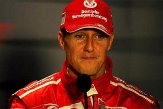 Schumacher: «No he visto las mejoras de Renault»