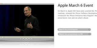 La 'hoja de ruta' de Steve Jobs para el iPhone