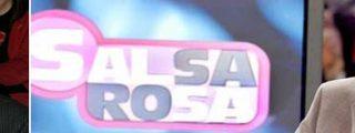 Juan Ramón Lucas 1, Salsa Rosa 0